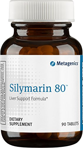 Metagenics Silymarin 80 90 Count