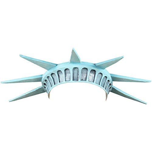 Statue Liberty Tiara Costume Accessory