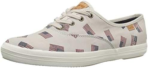 Keds Women's Champion Flag Jacquard Fashion Sneaker