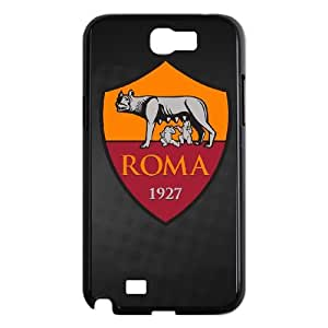 As Roma Logo Samsung Galaxy N2 700 Cell Phone Case Black JR5210786