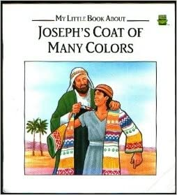 josephs coat of many colors my little book about leap frog large print - Coat Of Many Colors Book