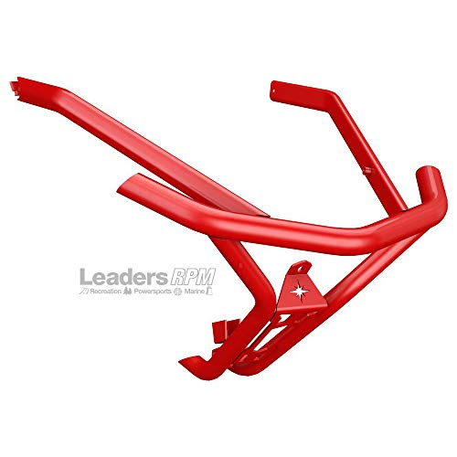 Axys® Ultimate Front Bumper- Red By Polaris