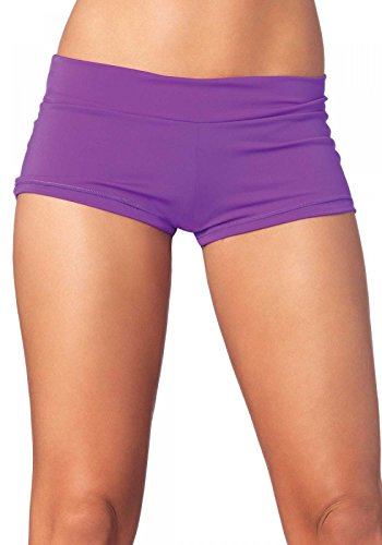 Purple Boyshorts - 3