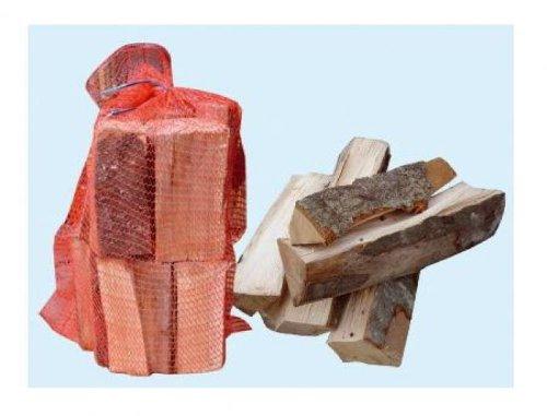 legna di faggio da ardere in sacchetti da 15 kg. Fraschetti