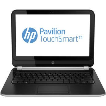 "HP Pavilion 11-e015nr TouchSmart 11.6"" Touch Screen Lapto..."