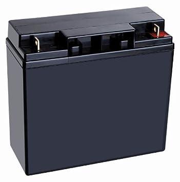 Batería recargable de estanqueidad plomo 12 V 18Ah Ideal ...