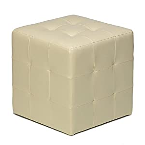 Cortesi Home Braque Cube Ottomans