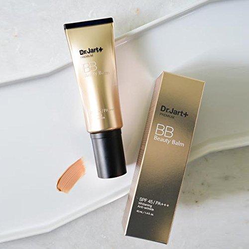 Dr. Jart+ Premium Beauty Balm SPF 45, No. 1 Light - Medium, 1.5 Ounce SU:M37 - Signature Essence - D-Purifying - 60ml/2oz