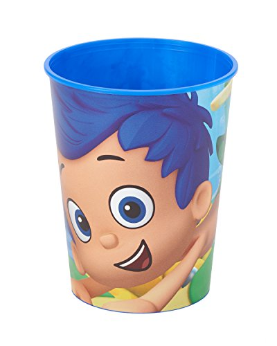 American Greetings Bubble Guppies 16-Ounce Plastic Party Cup, Gil