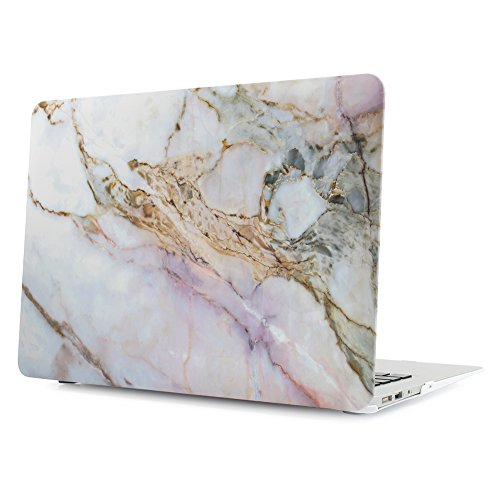 Simple Design Hard Case (Digi-Tatoo Rubberized Hard Case, Designed for Apple Macbook , Smooth Texture, Ductile and Sturdy Protection - New Pro 13