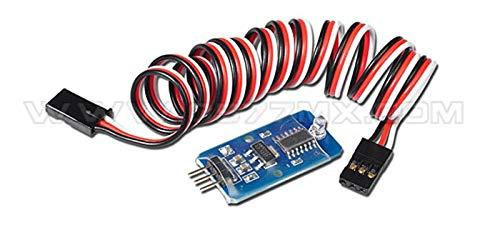 Generic F05068 Tared ZYXGS RISC ZYX21 Infrared RC PTZ PanTilt Shutter Camera Mount Shutter