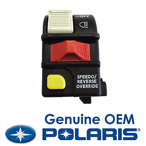 (Polaris ATV OEM Handlebar Headlight Hi/Lo Beam Light/Kill/Stop Switch 4010591 Sportsman)