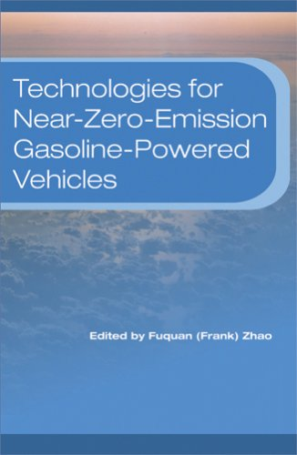 Technologies for Near-Zero-Emission Gasoline-Powered...