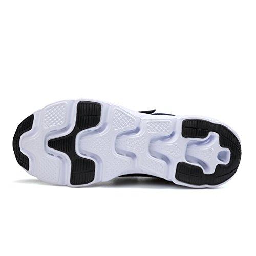 44 correr Azul Dexuntong asfalto Mujer35 zapatillas zapatillas Correr Hombre para de Running Zapatillas Unisex Air casual deportivo Calzado en para Transpirable BHYw7qRH