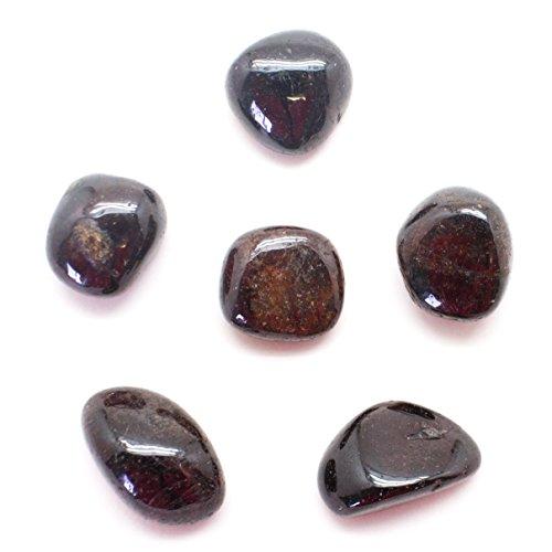 Red Garnet Tumbled Set (Med.)