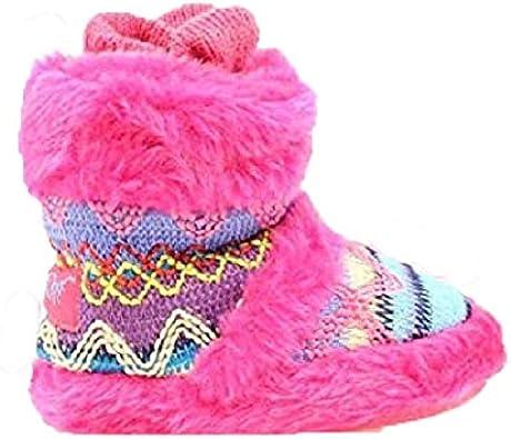 Blazin Roxx Infant Fleece Lined Bootie