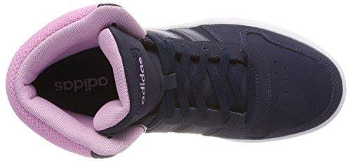 Chaussures Bleu Femme Ftwbla 2 000 Maruni De Hoops maruni Fitness 0 Adidas Mid w8xIqZ1