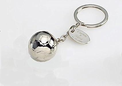 Momparler1870 Llavero balón de fútbol - Pack 20 unidades ...