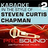 Karaoke: Live Out Loud by Chapman, Steven Curtis (2011-06-07)
