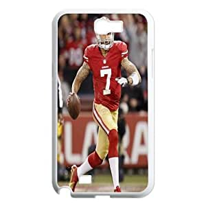 High Quality Phone Back Case Pattern Design 6Excellent Blayers Colin Kaepernick Design- For Samsung Galaxy Note 2 Case
