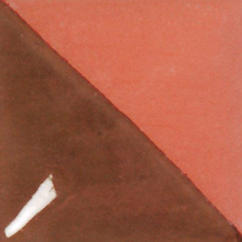 Cover Coat Opaque Underglaze - Duncan Cover-Coat Opaque Underglazes CC 181 Indian Summer 2 Ounce Bottle