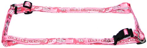 Hunter MFG 5/8-Inch Dale Earnhardt Jr Pink Adjustable Harness, X-Small