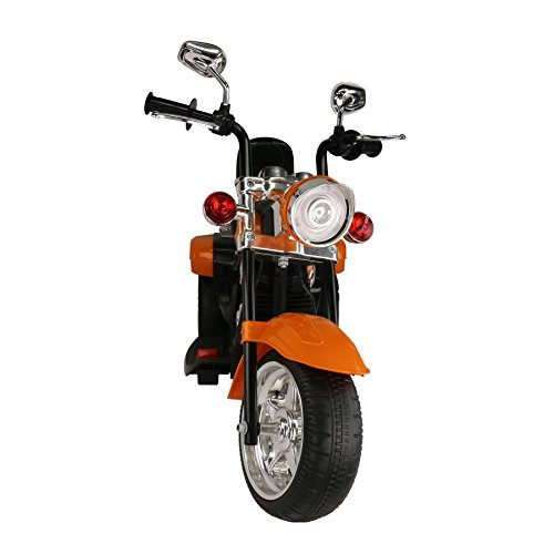 Trike motorcycle powered wheel ride on motorcycle for kids for Motorized cars for older kids