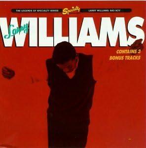 Amazon | Bad Boy | Williams, Larry | クラシックソウル | 音楽
