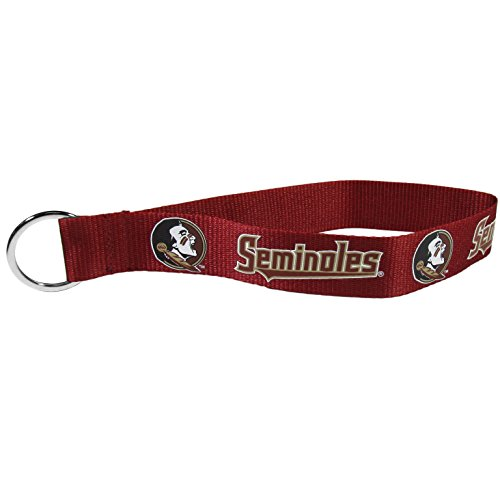 - NCAA Florida State Seminoles Lanyard Key Chain, Wristlet