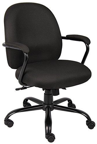 UPC 751118067019, Boss Office Products B670-BK Heavy Duty Task Chair in Black