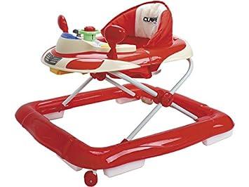 CUORE BABY Andador Rojo Actividades Coche