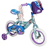 Huffy Bicycle Company Number 22235 Disney Frozen Bike, Frosty Teal Blue, 12-Inch