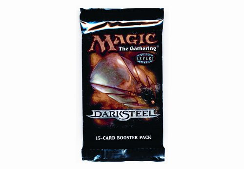 Darksteel Booster - Magic the Gathering Card Game Darksteel Booster Box