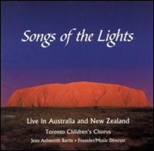 Songs of the Lights - Live in Australia and New Zealand