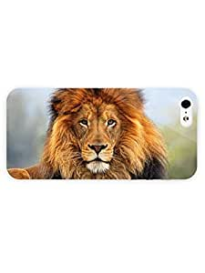3d Full Wrap Case For Sam Sung Note 4 Cover Animal Majestic Lion39
