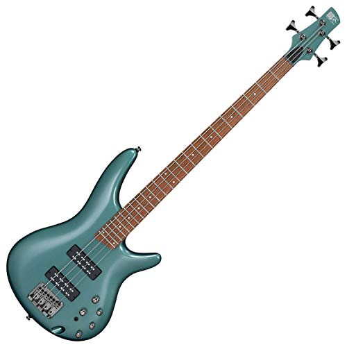 Used, Ibanez SR300E Electric Bass Guitar (Metallic Sage Green) for sale  Delivered anywhere in USA