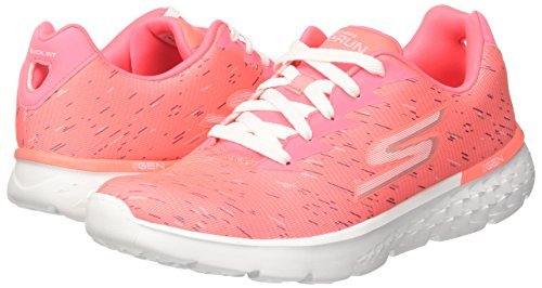 Trainers pink Skechers instant Women''s h Pink 400 Go Run wwqXSR6