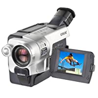 """Sony CCDTRV118 Hi8 Camcorder with 2.5"""" LCD (Discontinued by Manufacturer)"""