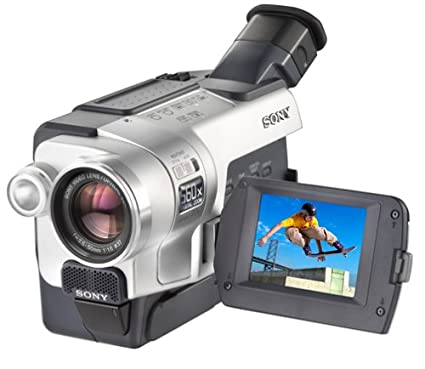 amazon com sony ccdtrv118 hi8 camcorder with 2 5 lcd rh amazon com sony handycam vision ccd trv118 ntsc manual Sony Handycam Manually Eject