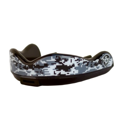 Fight Dentist Junior Pro Mouth Guard with Convertible Str...