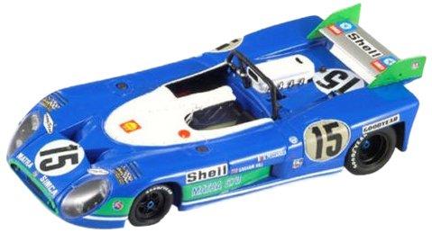 Ixo MODELS Matra MS670 Sieger Le Mans 1972 1:43