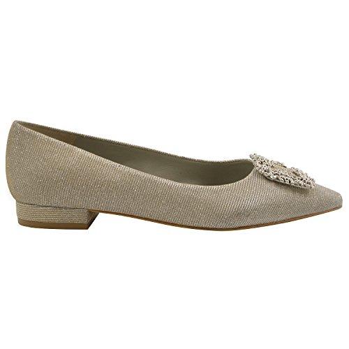 Exclusif Paris Soraya, Chaussures femme Ballerines