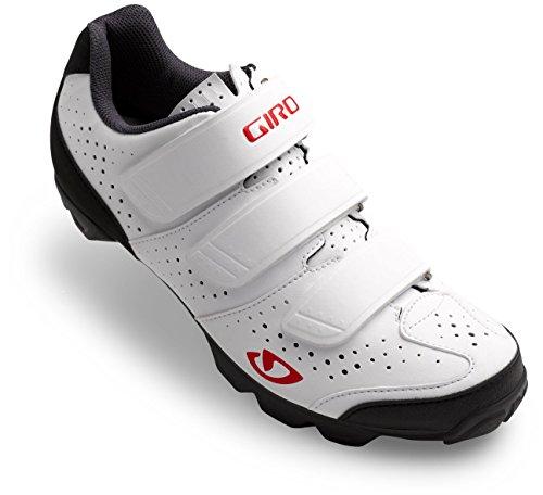 Giro Riela R Shoe - Women's White/Coral 43