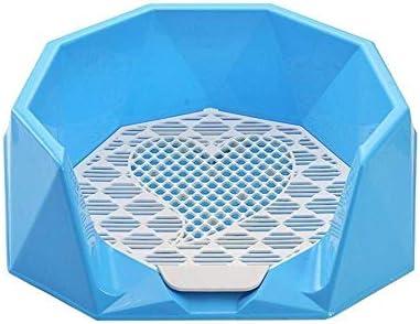 ペット用品ペットトイレ屋内トレーニングは、家族のペットショップに適しています(色:青)