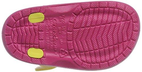 Ipanema Ipanema Summer Iv Baby - Botas de senderismo Bebé-Niños Mehrfarbig (pink/yellow)