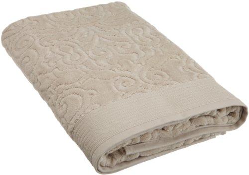 Peacock Alley Park Avenue Bath Towel, Linen