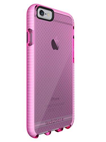 Evo Mesh Hülle für Apple iPhone 6/6s - rosa/weiß