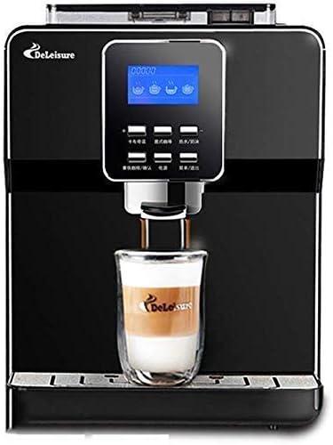Totalmente automática máquina de Espresso Función de Limpieza ...