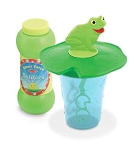 Melissa & Doug Sunny Patch Froggy Mini Bubble Cup
