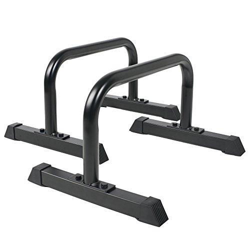 HUKOER Indoor single parallel bars horizontal bar equipment Multifunction split Push-up training fitness equipment by HUKOER